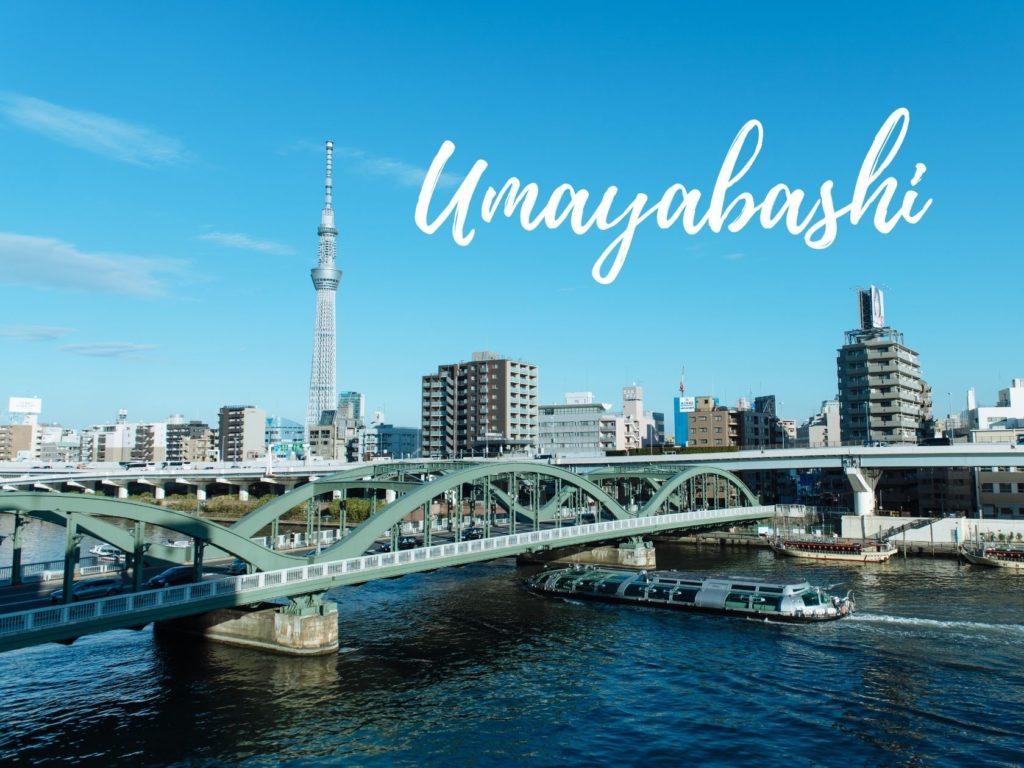 厩橋(うまやばし)の写真