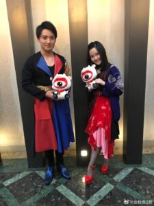 マグロニカン「金枪鱼2贯」WEIBO Account Festival in Tokyo2020