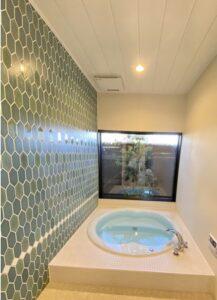 人工温泉 貸切風呂