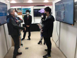 TCA東京コミュニケーションアート専門学校で話しを聞く、マグロニカン