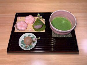 桜甘味セット【 桜華乱舞 】