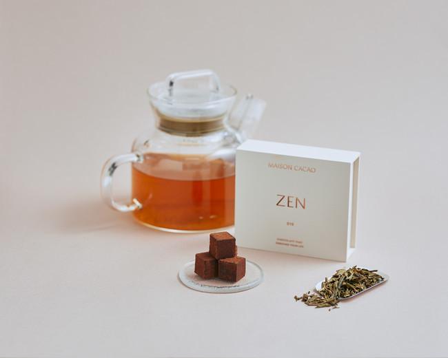 アロマ生チョコレート ZEN
