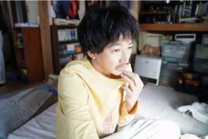 『in-side-out』 *オンライン&リアル 監督:森山未來/日本/25:00/エクスペリメンタル/2021 WOWOW「アクターズ・ショート・フィルム」