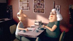 『Yes-People』   監督:Gísli Darri Halldórsson/8:35/アイスランド/アニメーション/2020   *オンライン&リアル 。