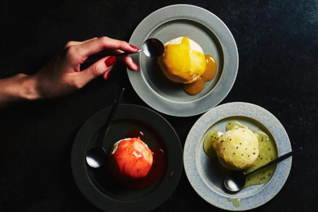 果実の風味を凝縮したドロドロ