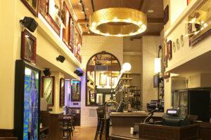 ハードロックカフェ店内写真