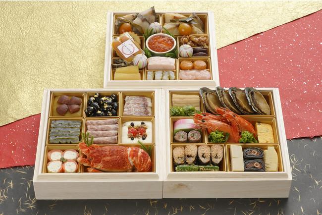 青山の日本料理店「青山星のなる木」のおせち